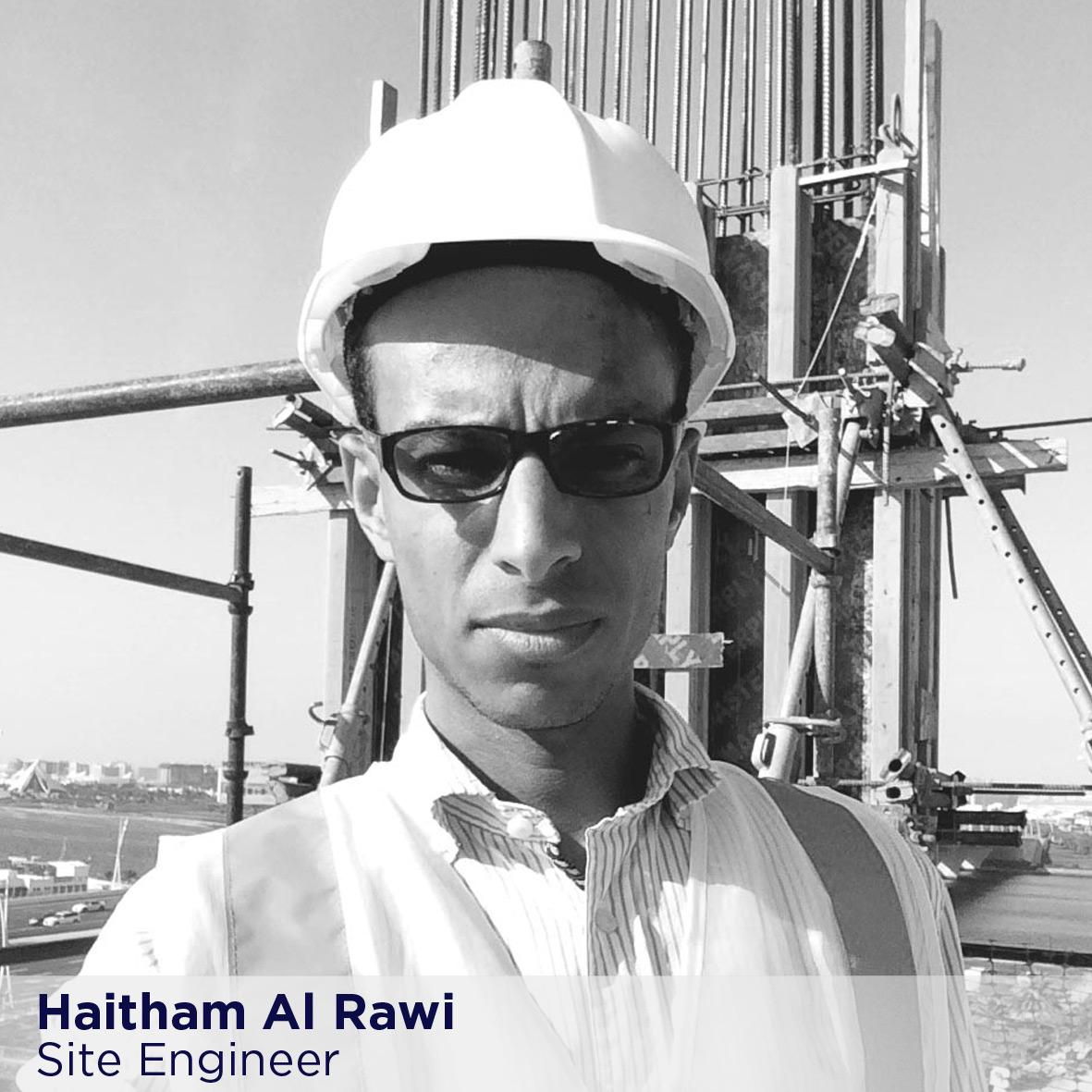 Haitham Al Rawi